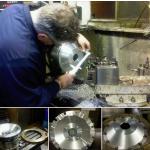 Machined Brake discs