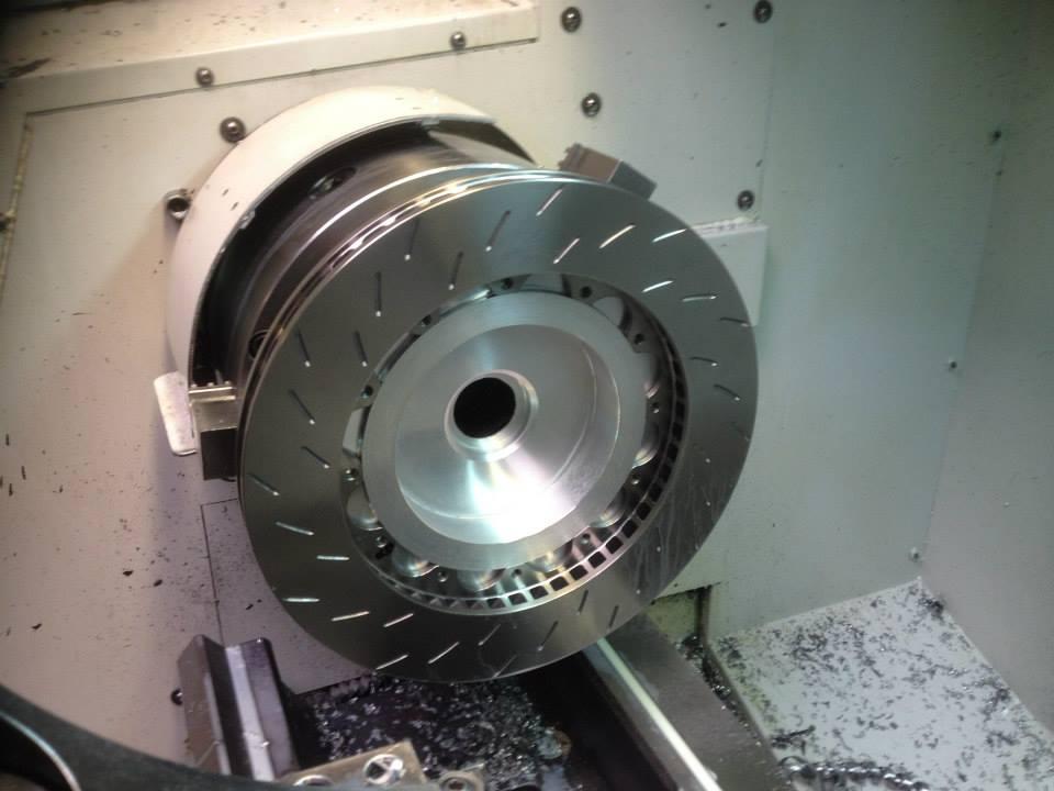 Maching brake discs